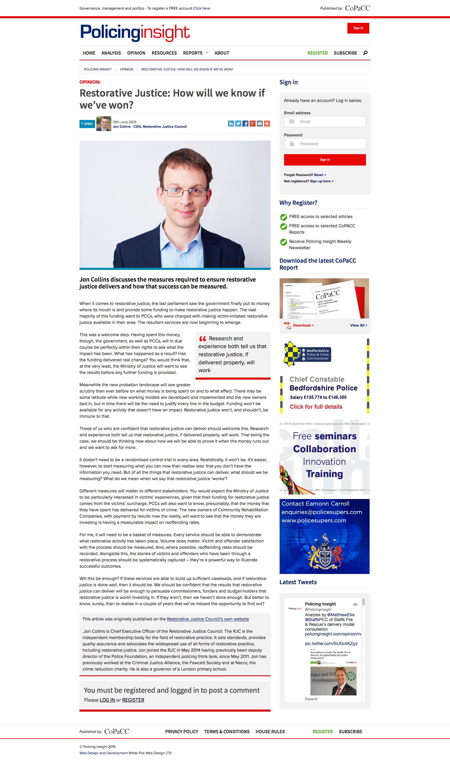 Magazine publishing website developer