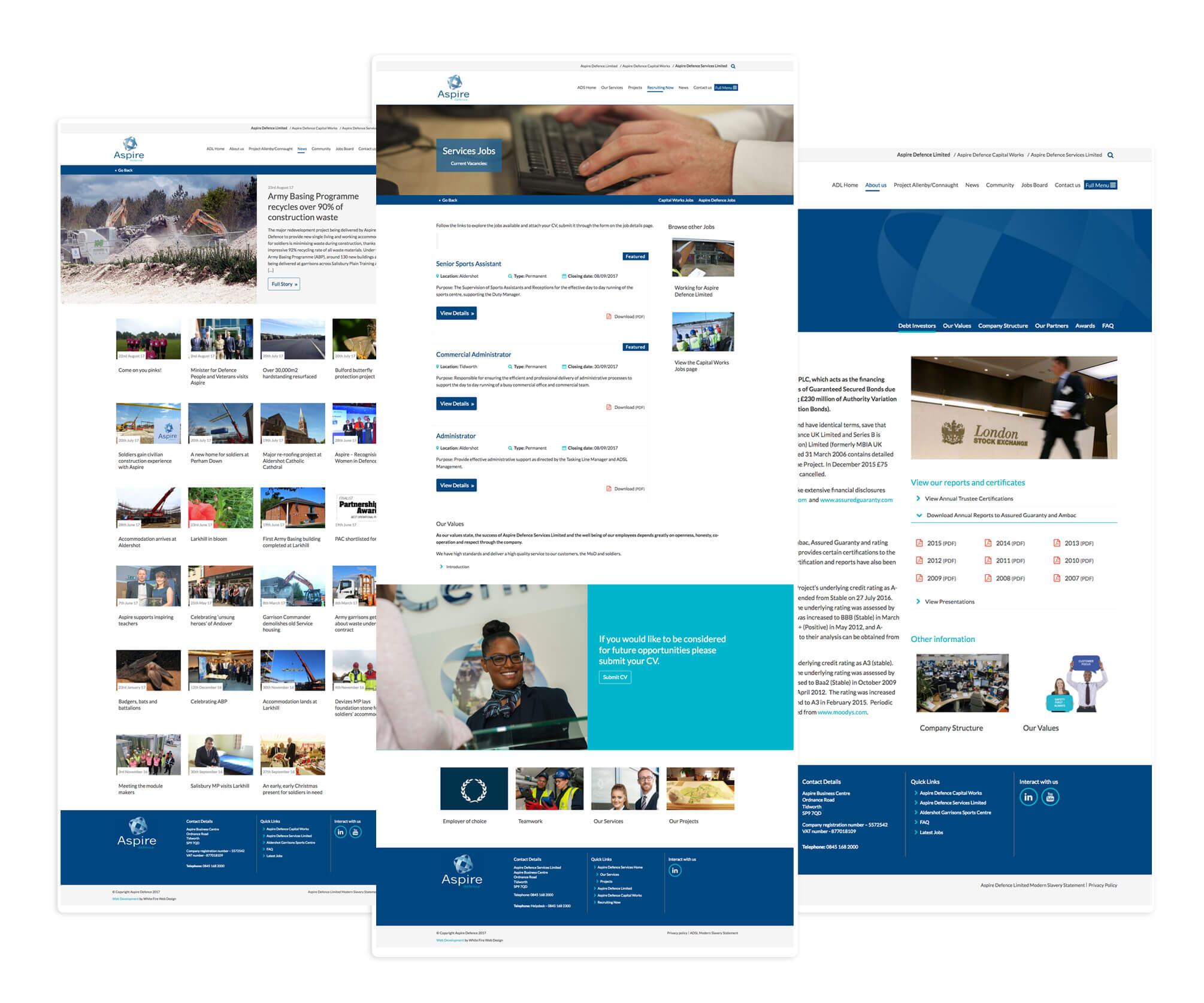 Bespoke WordPress theme development UK